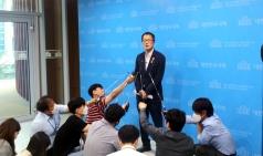 박주민, '40대기수론' 내세우며 당권 도전